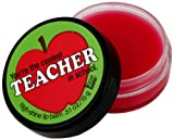 NOT Soap, Radio Greeting Card Lip Balm, You're The Coolest Teacher, 0.51 Ounce