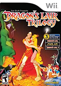 Amazon.com: Wii Dragon's Lair Trilogy: Video Games