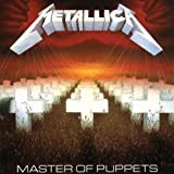 Master Of Puppets Import Edition by Metallica (2009) Audio CD