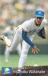 カルビー1997 プロ野球チップス レギュラーカード No.103 渡辺久信