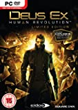 Deus Ex Human Revolution Limited Edition (PC) (輸入版)