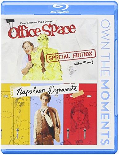 Office Space+napoleo Bd Df-sac [Blu-ray]