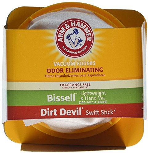 ARM & HAMMER Bissell Lightweight/ Hand Vac Allergen Filter (Bissel Lightweight compare prices)