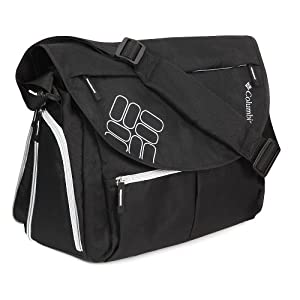 columbia outfitter diaper bag black. Black Bedroom Furniture Sets. Home Design Ideas
