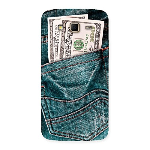 Money In Jeans Pockets Back Case Cover for Samsung Galaxy Grand 2