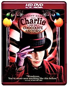 Charlie and the Chocolate Factory [HD DVD] (Sous-titres français) [Import]