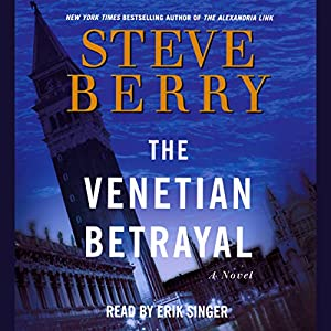 The Venetian Betrayal Audiobook