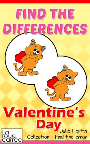 valentine's day spot the differences game