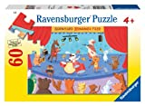 Animal Band Puzzle, 60-Piece