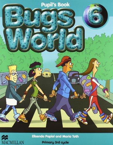 Bugs World 6 Pupils Book