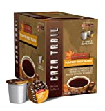 Caza Trail Pumpkin Spice, 24-Count Single Serve Cup for Keurig K-Cup Brewers