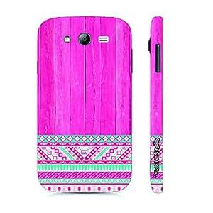 Samsung Galaxy J7 Woody Aztec Thirteen designer mobile hard shell case by Enthopia