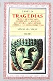Tragedias (Spanish Edition)