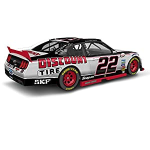 Lionel Racing Brad Keselowski #22 Discount Tire 2016 Ford Mustang NASCAR Diecast Car (1:64 Scale)
