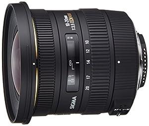 Sigma 10-20mm f/3.5 EX DC HSM ELD SLD Aspherical Super Wide Angle Lens