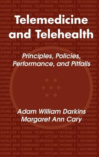 Telemedicine And Telehealth: Principles, Policies, Performance And Pitfalls front-109664