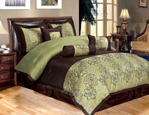 Green Bedding Sets Webnuggetz Com