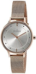 Skagen End-of-Season Anita Analog Silver Dial Womens Watch - SKW2151