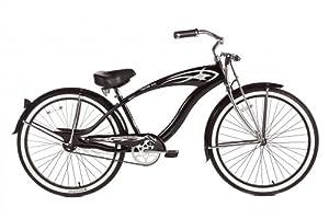 Amazon.com : Micargi Falcon GTS Beach Cruiser Bike with Springer Front