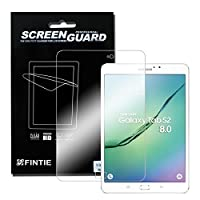 Fintie Samsung Galaxy Tab S2 8.0 Ultra-Clear HD Screen Protector (3-Pack With Retail Packaging) - High Definition Invisible Protective Screen Film [Lifetime Replacement Warranty] by Fintie