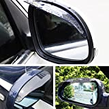 #8: Spartan Car OSR View Mirror Blade (Black)