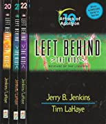 Left Behind: The Kids, Books 19-22 (Attack of Apollyon/A Dangerous Plan/Secrets of New Babylon/Escape from New Babylon)