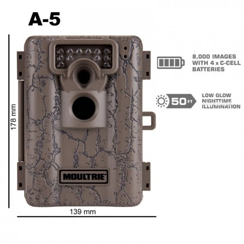 Wildkamera Moultrie Game Spy A-5 - NEU 2013