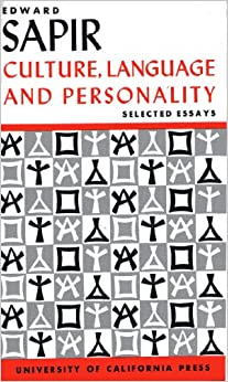 culture language and personality selected essays Available in the national library of australia collection selected new items on display in main language, culture and personality : essays in memory of.