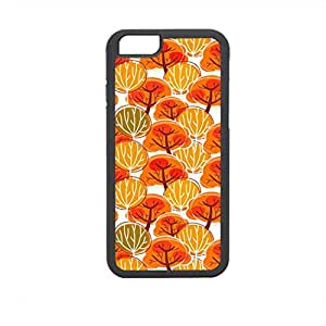 Vibhar printed case back cover for Apple iPhone 6 Plus AutumnTrees