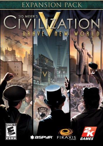 Sid Meier's Civilization V: A Brave New World (Mac) [Online Game Code] image