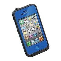 Chevron Pattern Turquoise iPhone 4 Combo from Boho Tronics