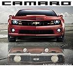 Camaro Wall Calendar (2015)