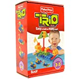 TRIO Building System Playset Boat