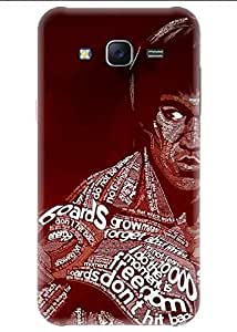 Spygen Premium Quality Designer Printed 3D Lightweight Slim Matte Finish Hard Case Back Cover For Samsung Galaxy J5 (2015)
