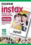 Fujifilm Instax Mini Instant Film, Si...