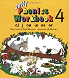 Jolly Phonics Workbook 4: ai, j, oa, ie, ee, or