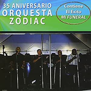 Orquesta Zodiac - 35 Aniversario - Amazon.com Music