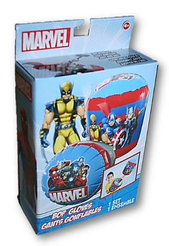 Marvel Super Heroes Bop Gloves