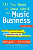 img - for All You Need to Know About the Music Business: Ninth Edition by Donald S. Passman (2015-11-10) book / textbook / text book