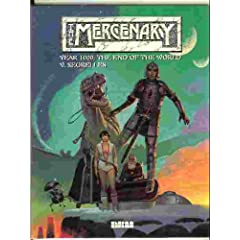 The Mercenary: Year 1000 : The End of the World by Vicente Segrelles