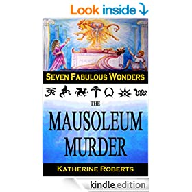 The Mausoleum Murder (Seven Fabulous Wonders Book 4)