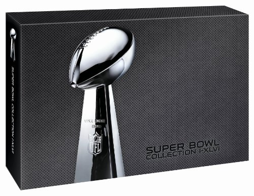 NFL Super Bowl Collection I-XLVI (Super Bowl 23 compare prices)