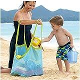Time4Deals® Mesh-Strand-Einkaufstasche