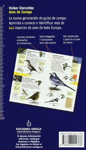 Guia de aves Dierschke