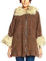 Special Coat Abrigo Lana Cafe (Marrón)
