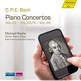 Bach: Piano Concertos, Vol. 3