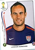 2014 Panini World Cup Soccer Sticker # 561 Landon Donovan Team USA