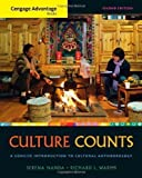 img - for Cengage Advantage Books: Culture Counts: A Concise Introduction to Cultural Anthropology 2nd (second) edition (authors) Nanda, Serena, Warms, Richard L. (2011) published by Wadsworth Publishing [Paperback] book / textbook / text book