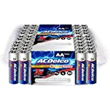 ACDelco AA Super Alkaline Batteries, 100-Count