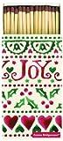 Extra long matches Emma Bridgewater Joy Christmas